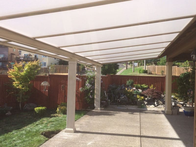 Project Gallery Holbrook Patio Cover People Llc Serving