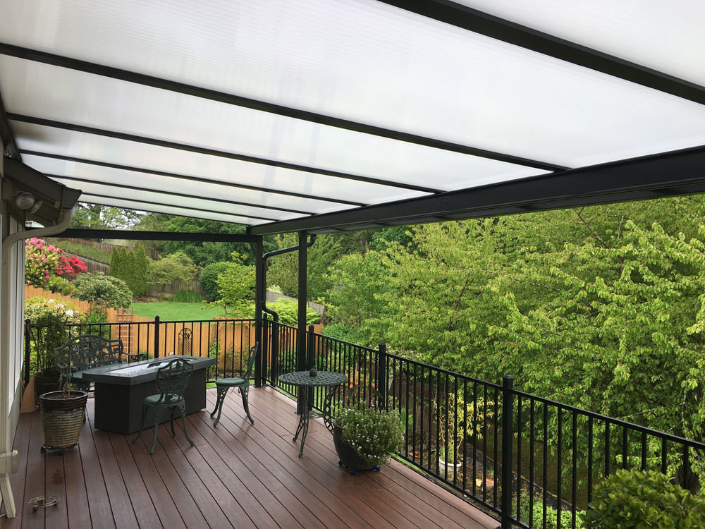 Patio Cover Gallery - Awnings - Deck Covers | Portland OR