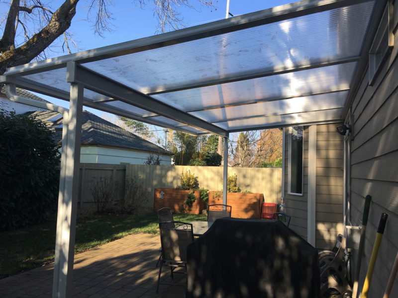 Acrylite Clear Patio Room Panels