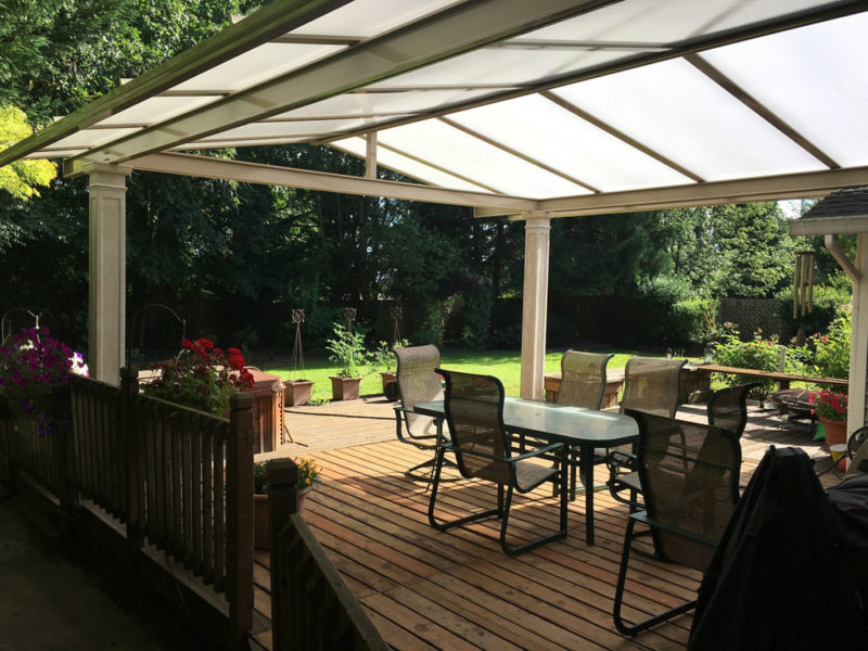 Gable Patio Cover by Patio Cover People