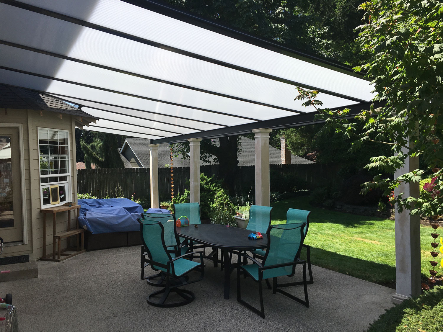 High Quality Custom Patio Covers Portland Or Vancouver Wa