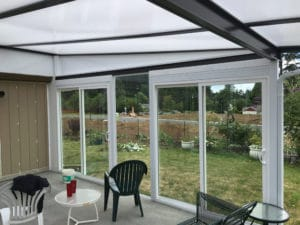 Patio Rooms with Glass Walls