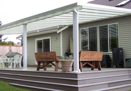 High End Patio Covers by Patio Cover People serving Portland OR and Vancouver WA