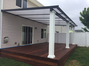 Custom Patio Covers by Patio Cover People serving Portland OR and Vancouver WA