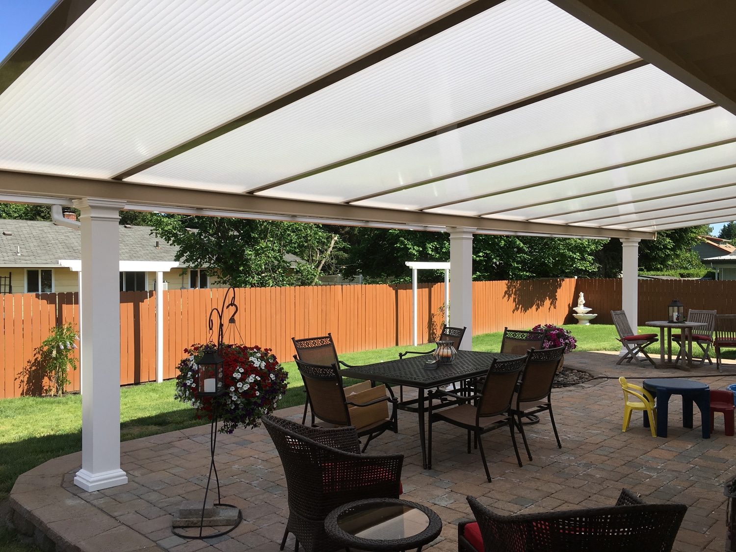 Patio Cover People